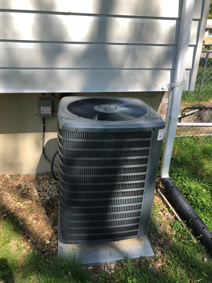 Brandywine, MD - Goodman Ac and Heat repair services with Fan Powered Humidifier, Flood Protection, and Media filtration