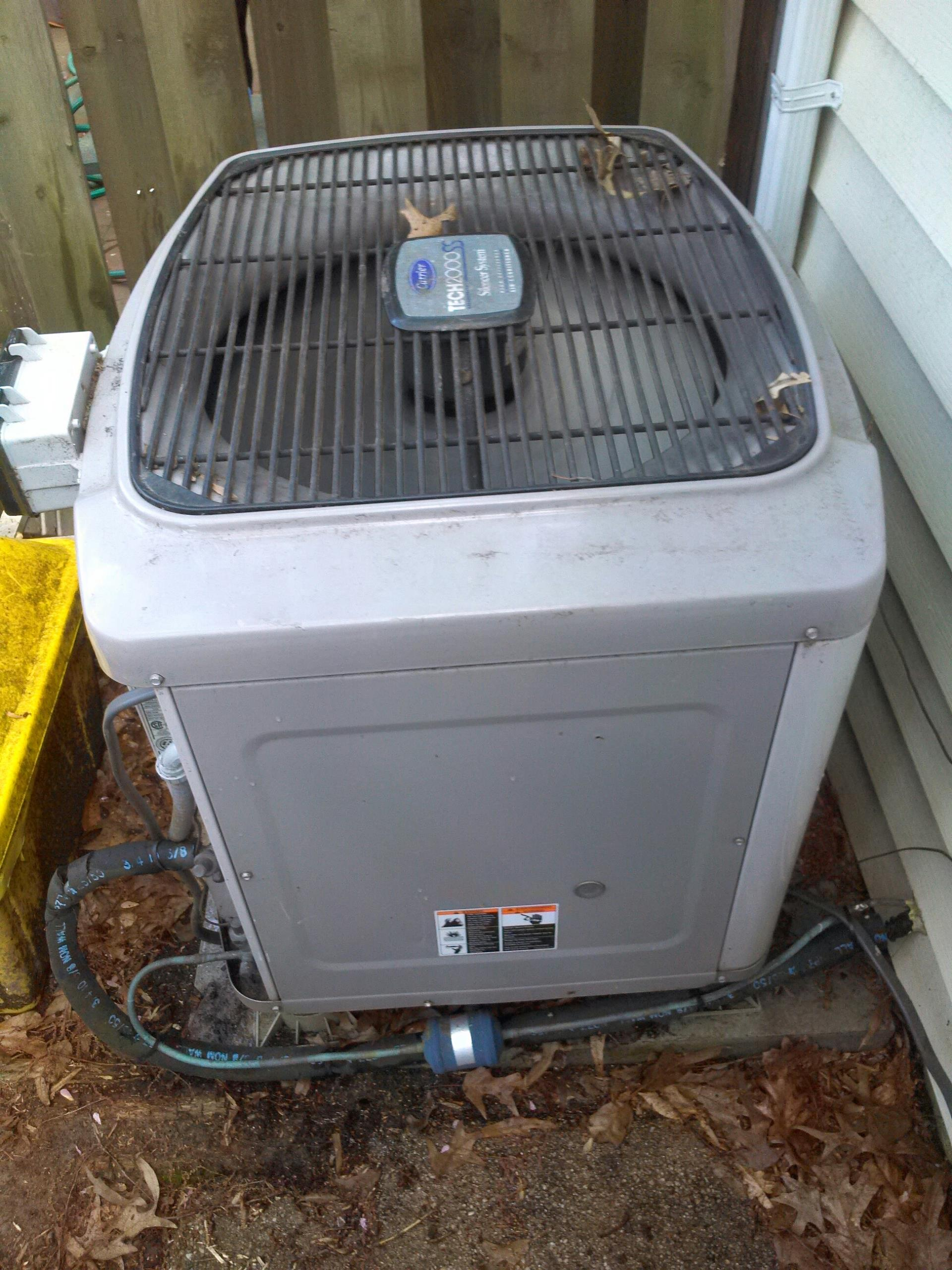 Crofton, MD - Crofton Maryland ac air conditioning & heating system replacement installation service call.