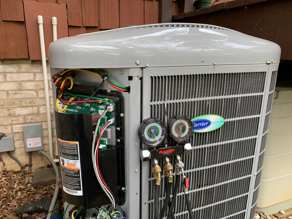 Severna Park, MD - Carrier Air Conditioning Services