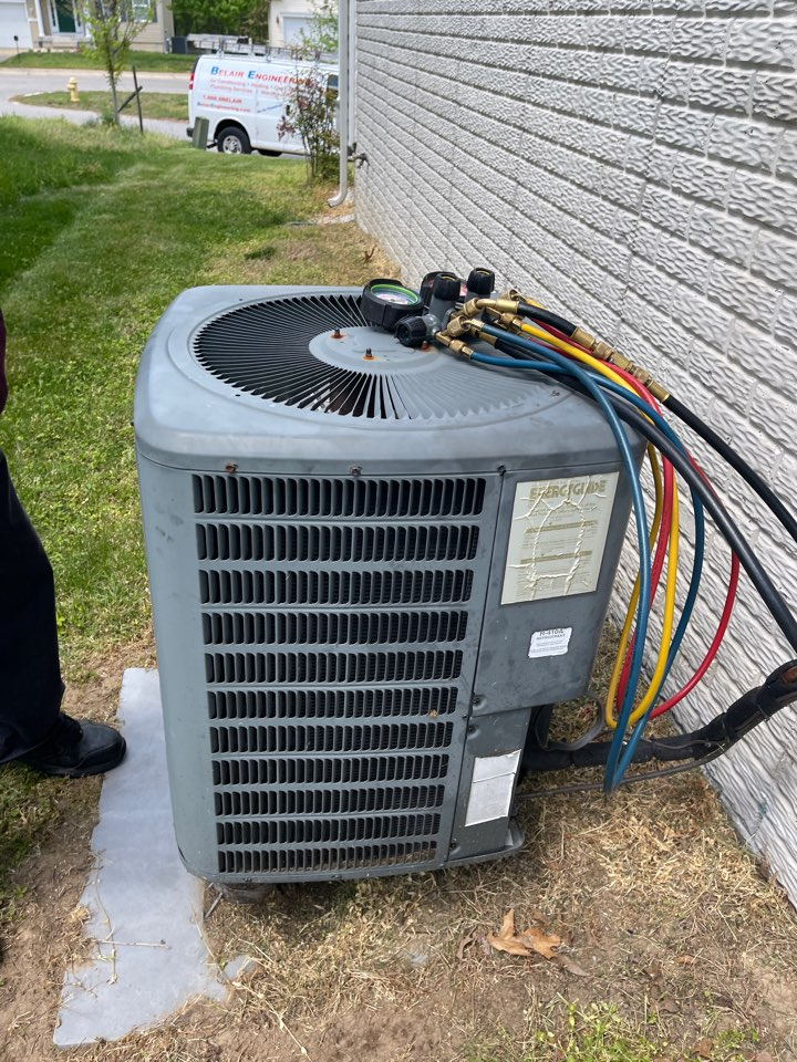Glen Burnie, MD - Goodman air conditioning repair