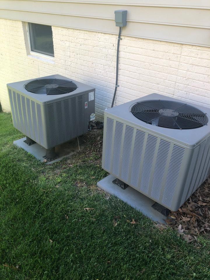 Annapolis, MD - Heat pump repairs