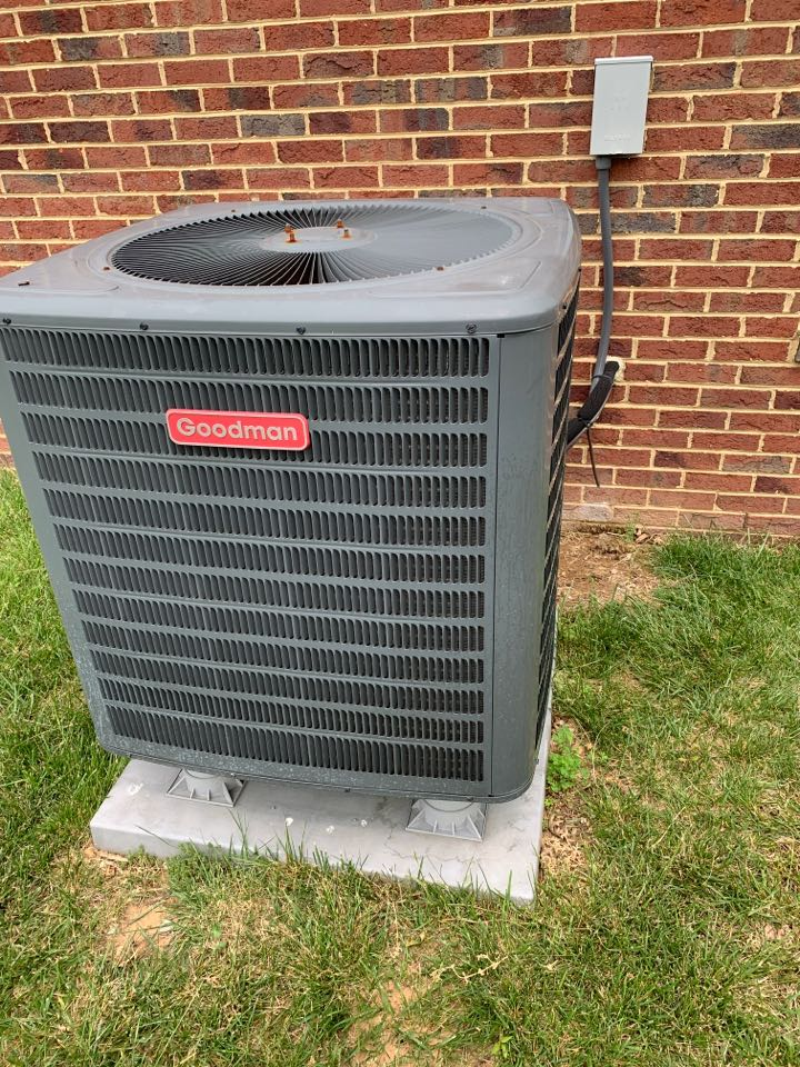 College Park, MD - Goodman Air Conditioning Service Repair