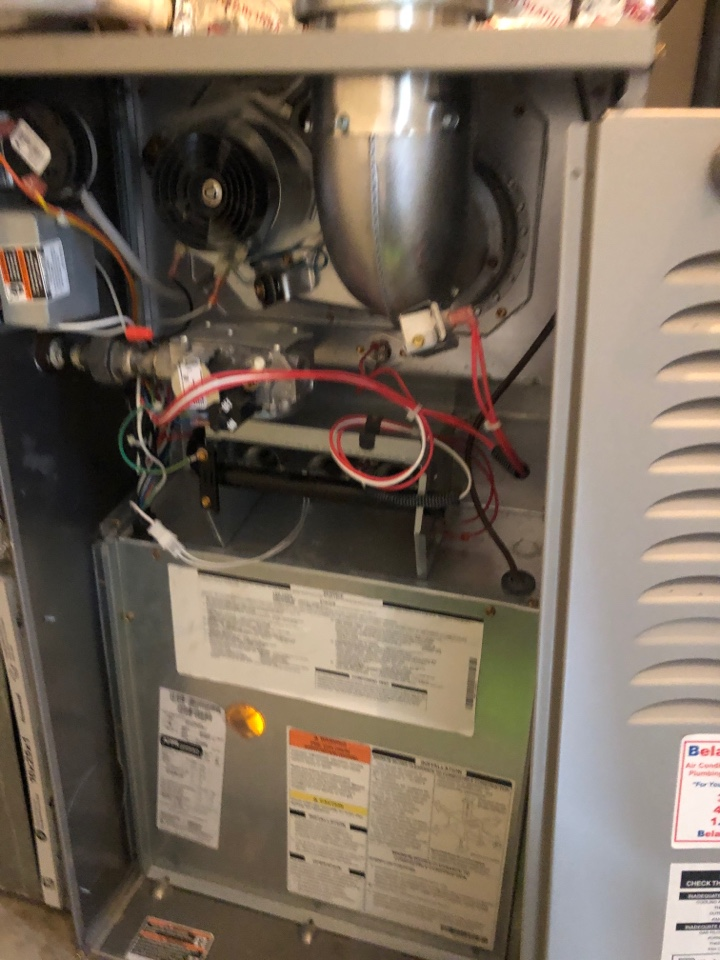 Annapolis, MD - Ac tune up