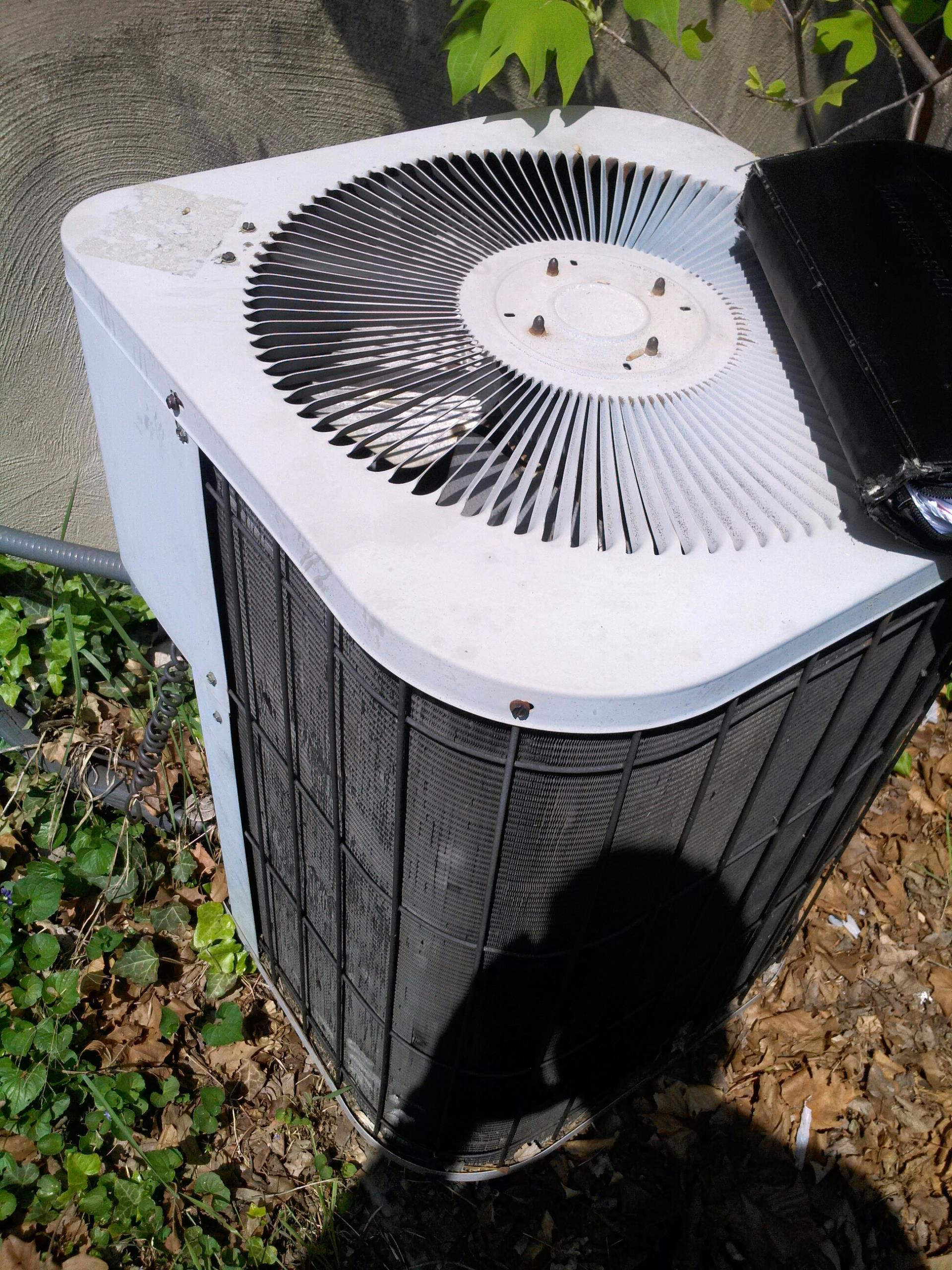 Crownsville, MD - AC air conditioning & heating system installation repair service call in Crownsville Maryland 21032