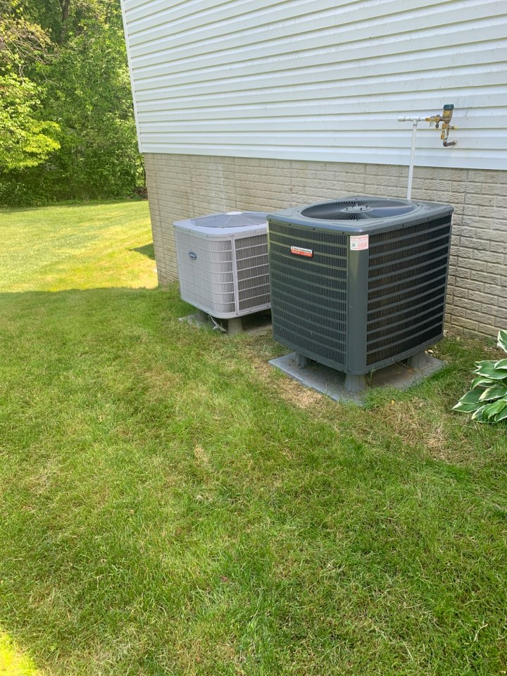 Huntingtown, MD - Air conditioning repair