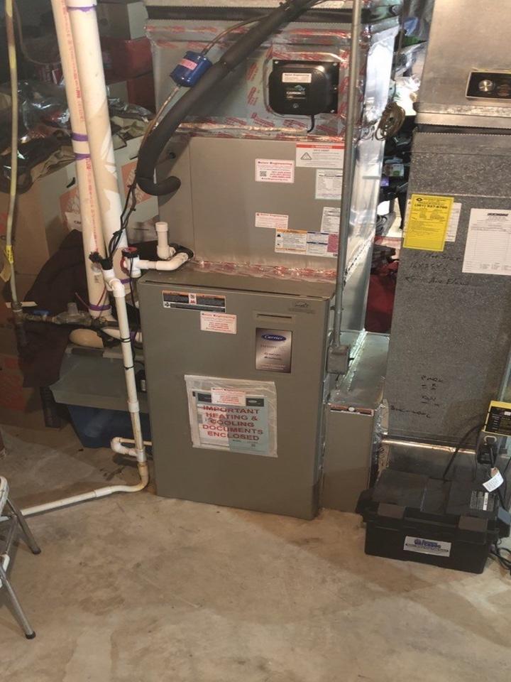 Lanham, MD - Furnace repair