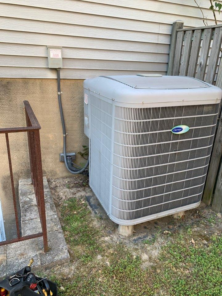 Millersville, MD - Heat pump repair