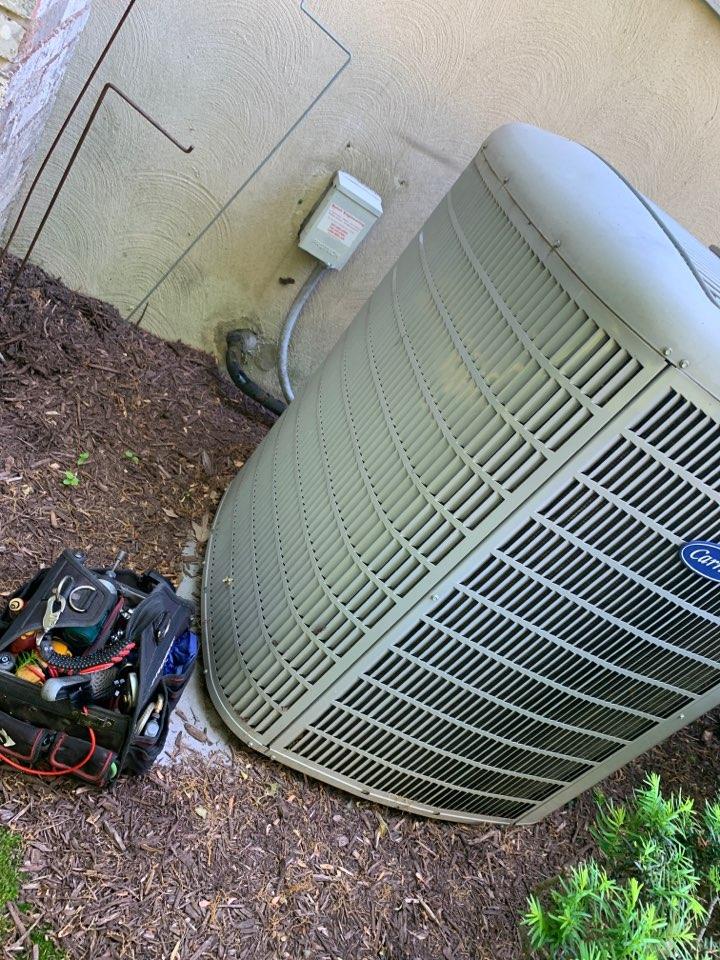 Millersville, MD - Air conditioning repair