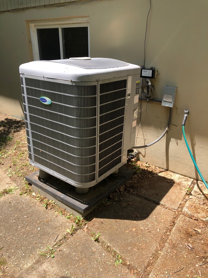 Crownsville, MD - Heat pump repairs replacement of the compressor and inverter board