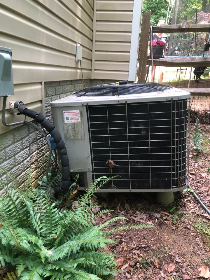 Crownsville, MD - Air conditioner repair