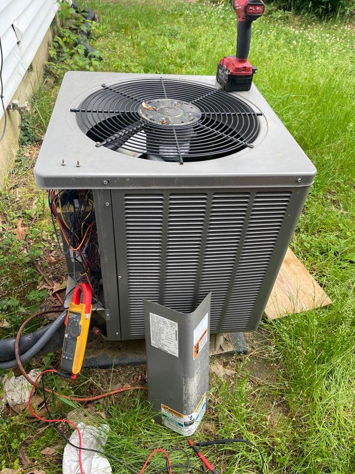 Severn, MD - Ruud air conditioning repair