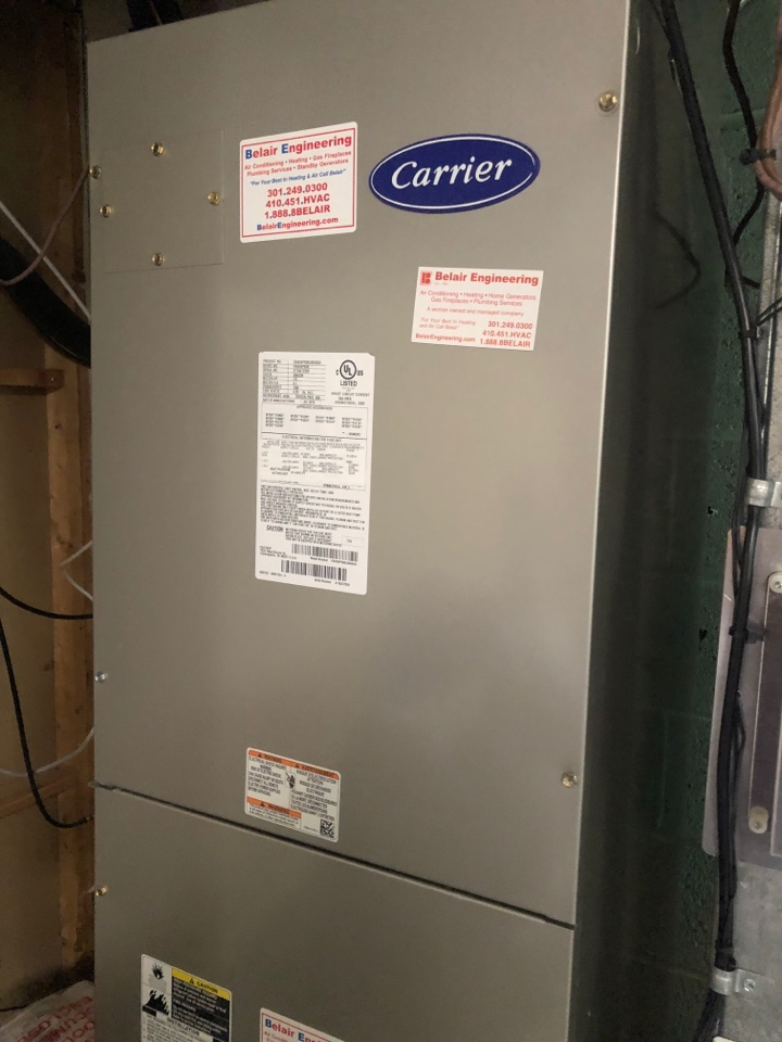 Clinton, MD - Ac tune up