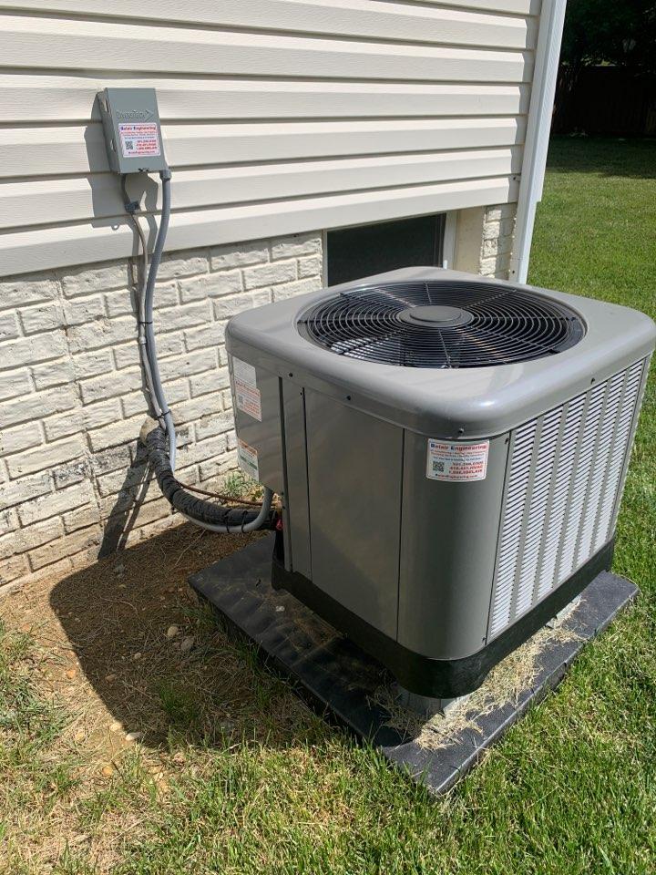 Clinton, MD - Heat pump repair