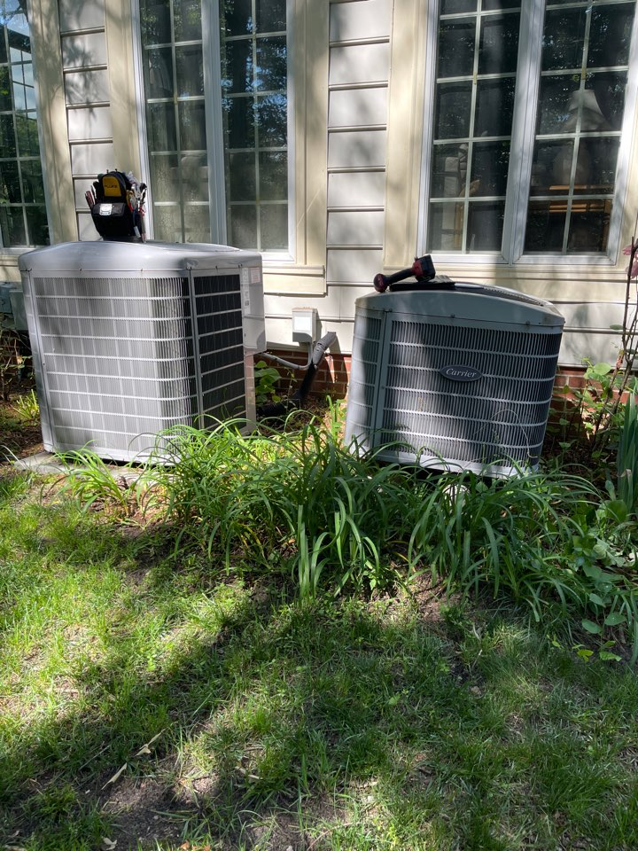 Arnold, MD - Carrier air conditioning repair