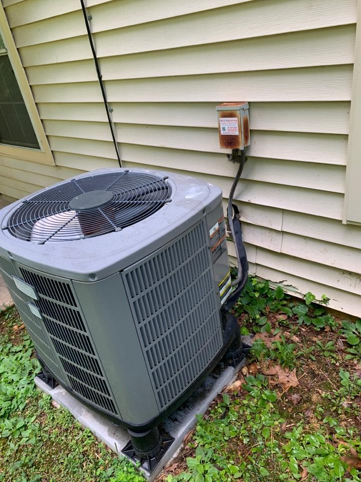 Fort Washington, MD - Heat pump repair