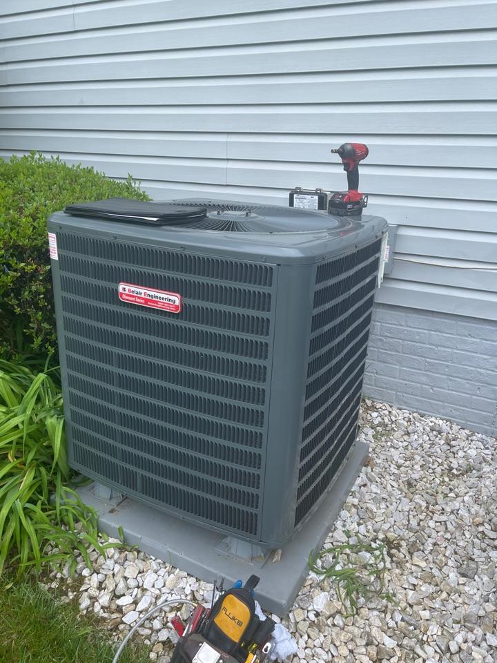 Millersville, MD - Goodman air conditioning repair