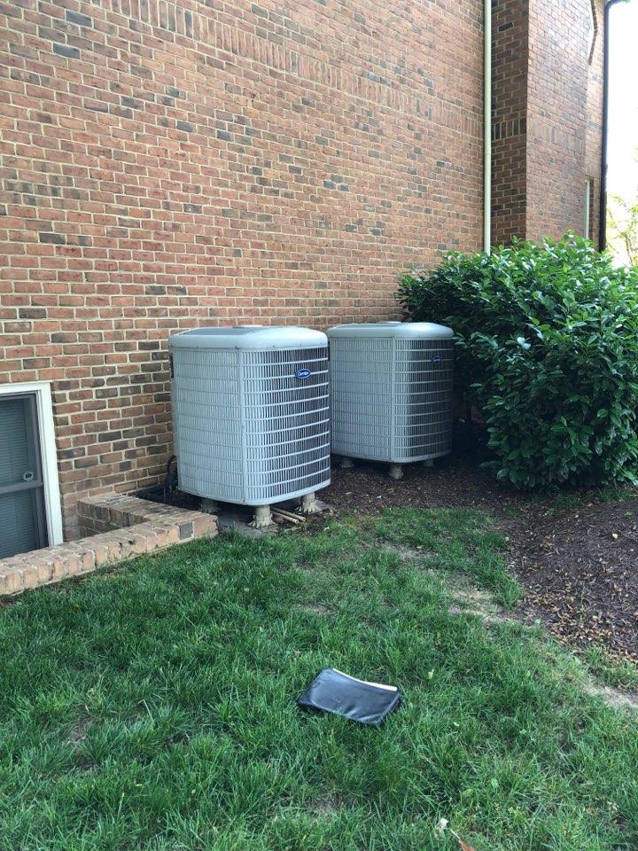 Edgewater, MD - Heat pump repairs