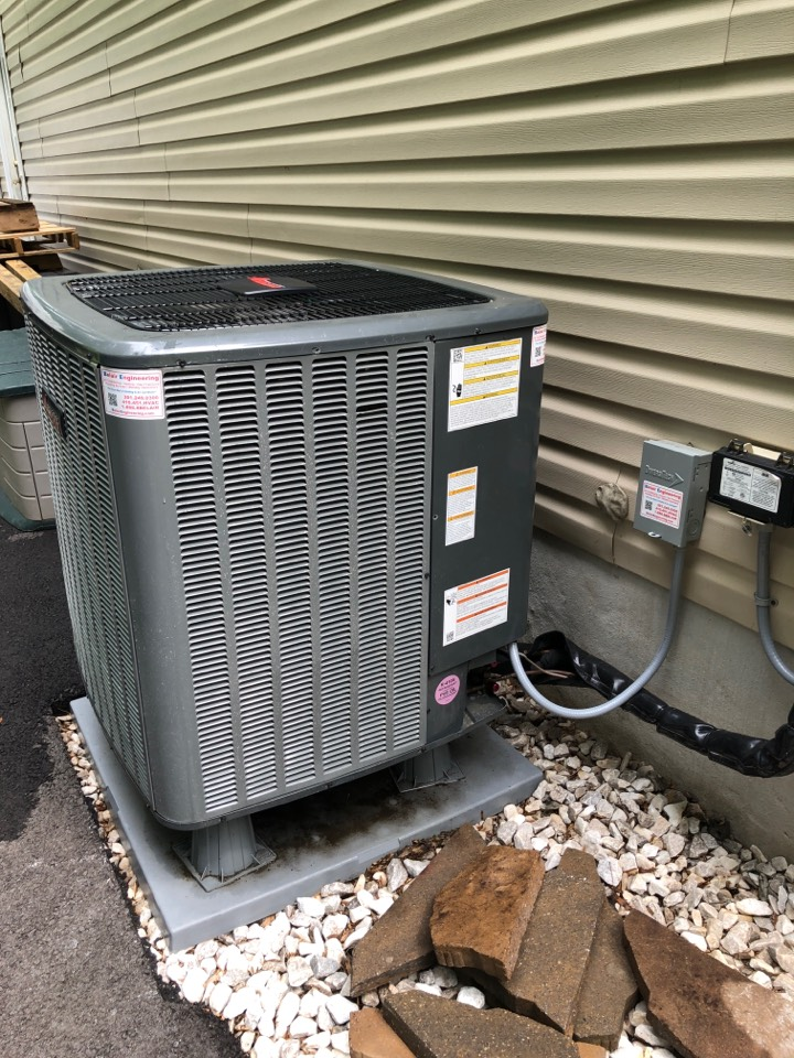 Crownsville, MD - Heat pump repairs replacement of the EEv valve
