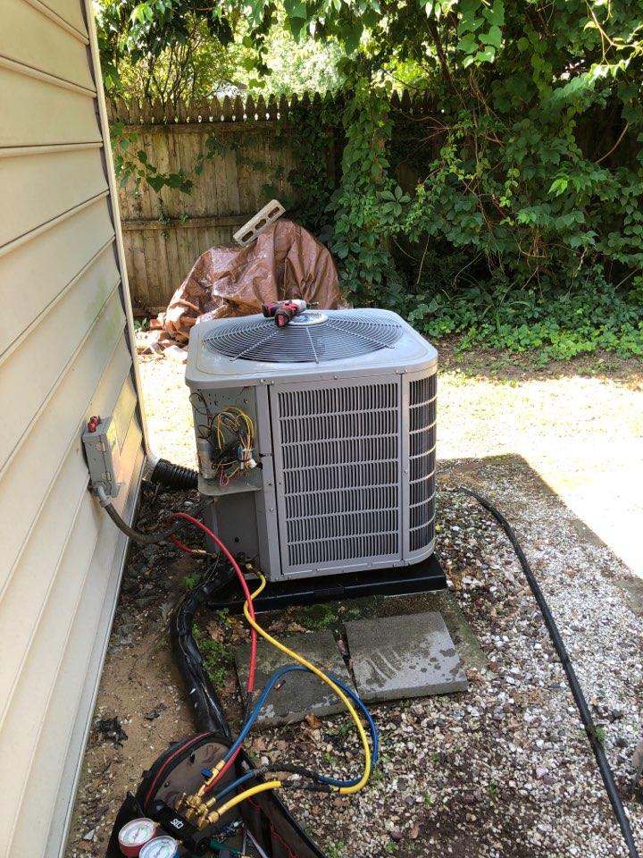 Annapolis, MD - Air conditioning service repair