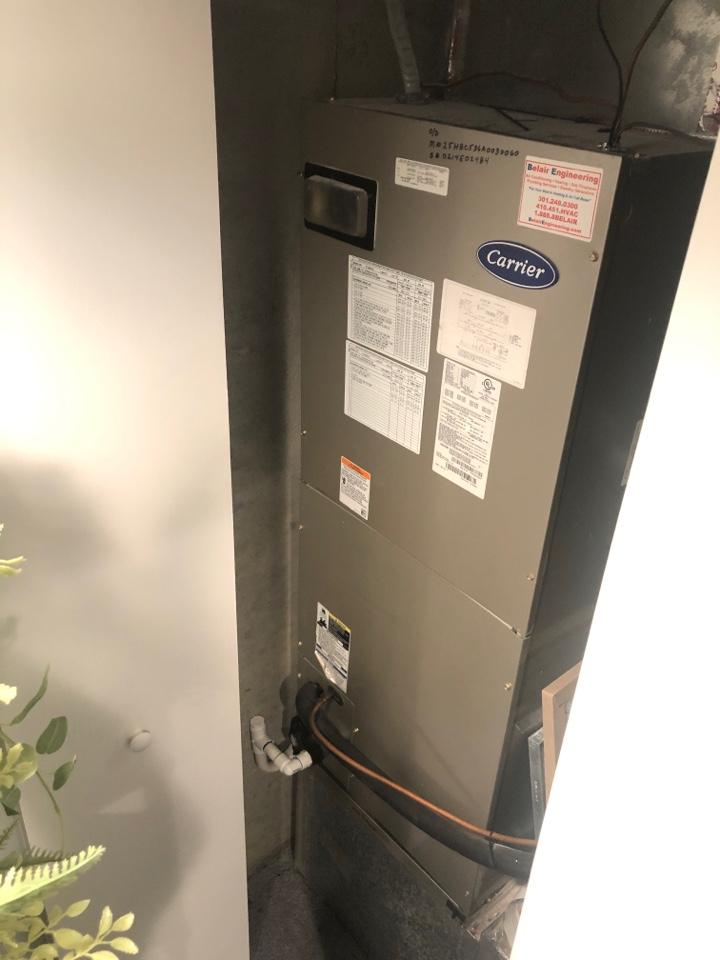 Annapolis, MD - Air conditioner repair
