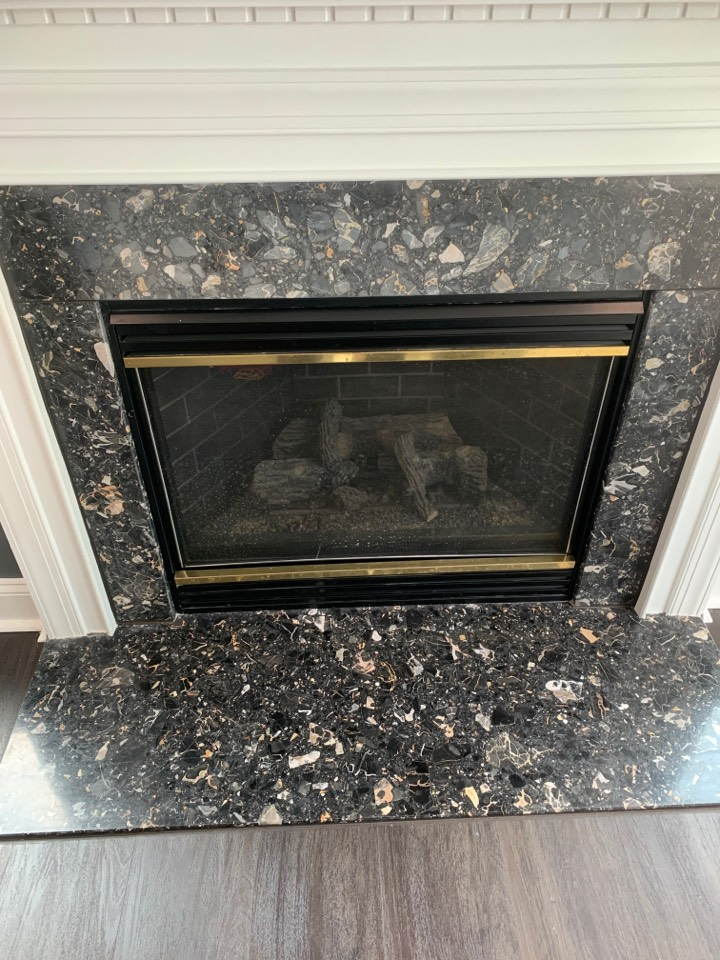 Clinton, MD - Fireplace diagnostic in Clinton
