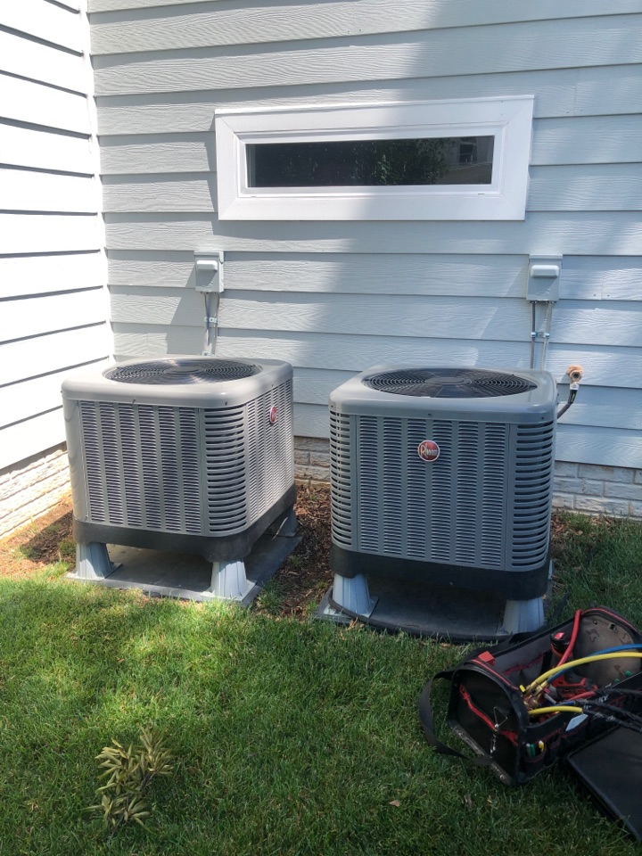 Edgewater, MD - Air conditioning service repair