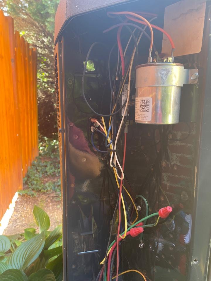 College Park, MD - Trane air conditioning repair