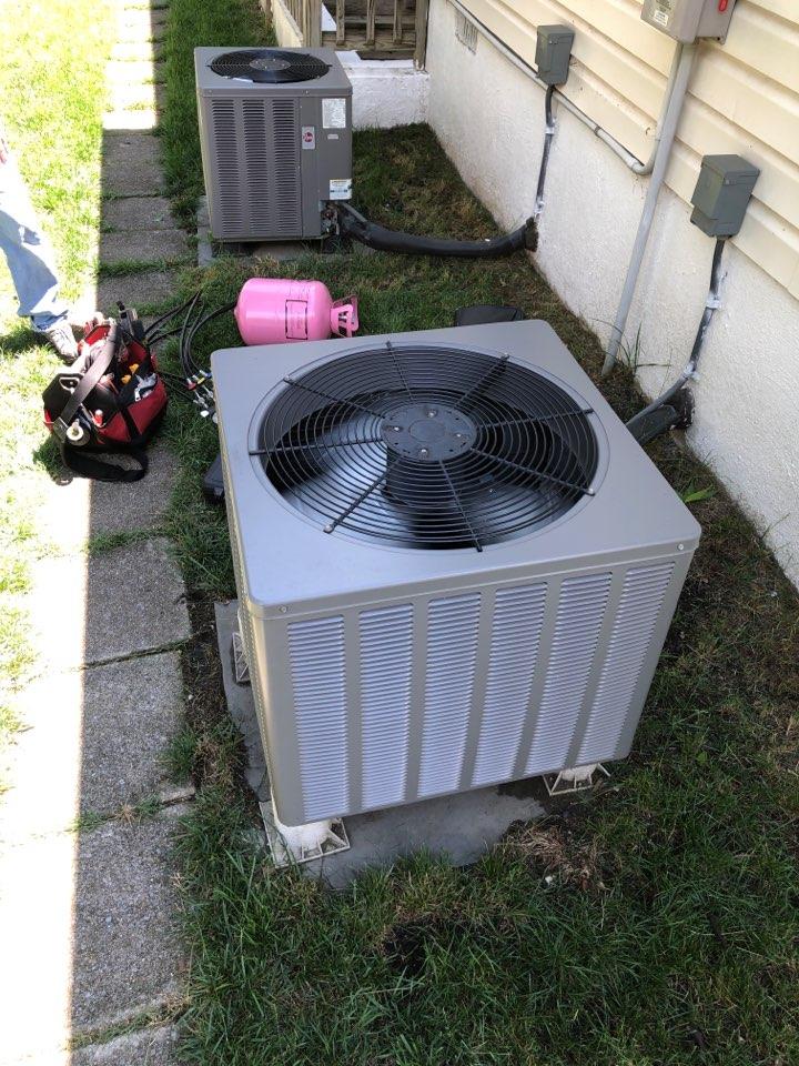 Edgewater, MD - Air conditioner repair
