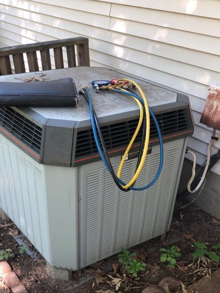 Severna Park, MD - Air conditioner repair