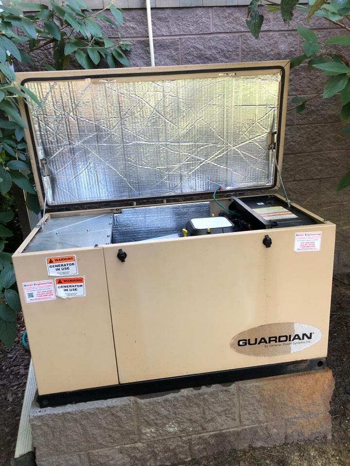 Deale, MD - Generator repairs