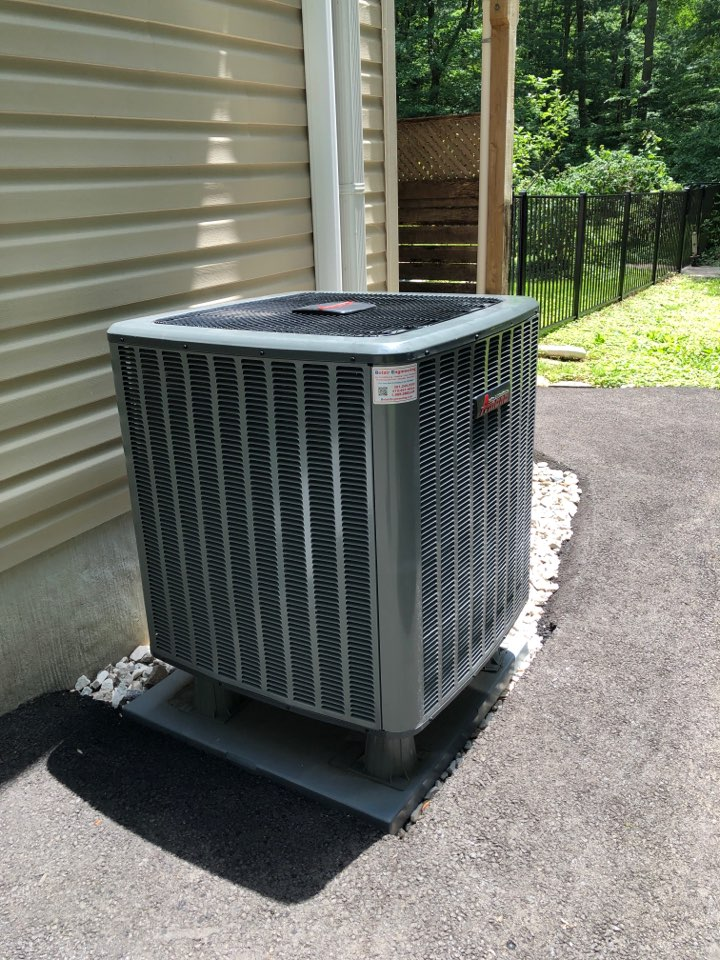 Crownsville, MD - Heat pump repairs