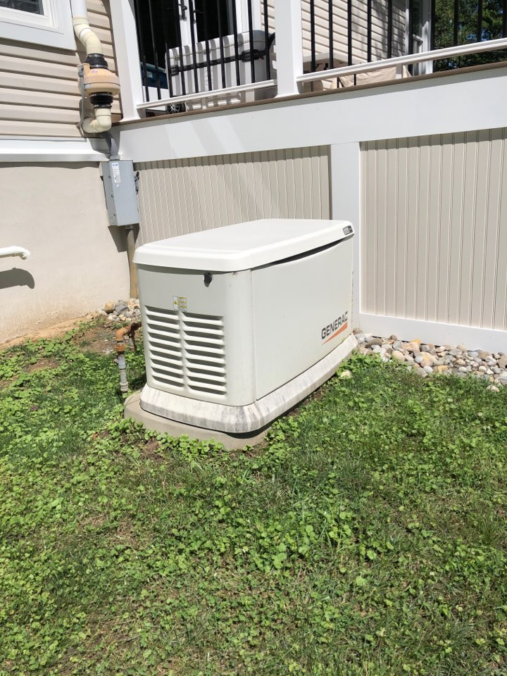 Millersville, MD - Generator repairs