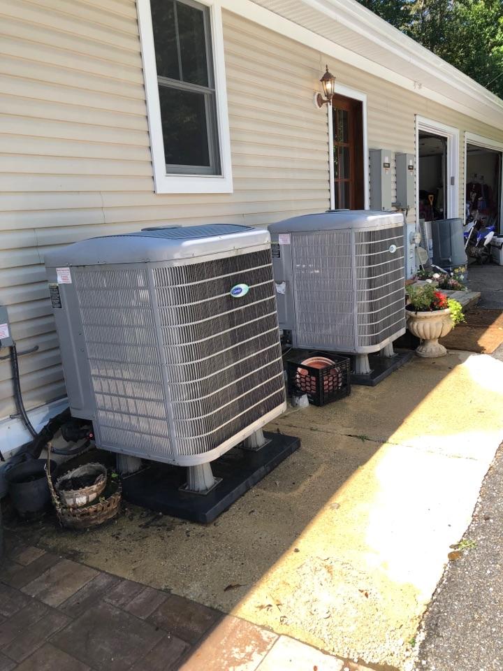 Millersville, MD - Heat pump repairs