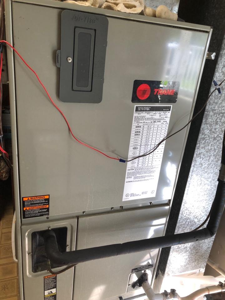 Severna Park, MD - Replace heat pump system line set