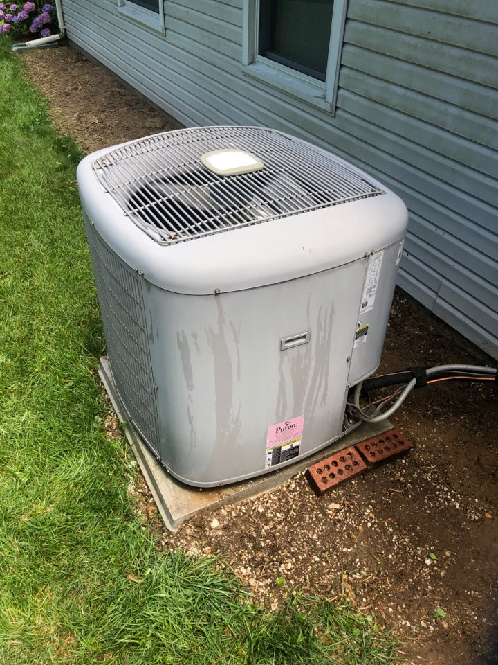 Severn, MD - Air conditioner repair