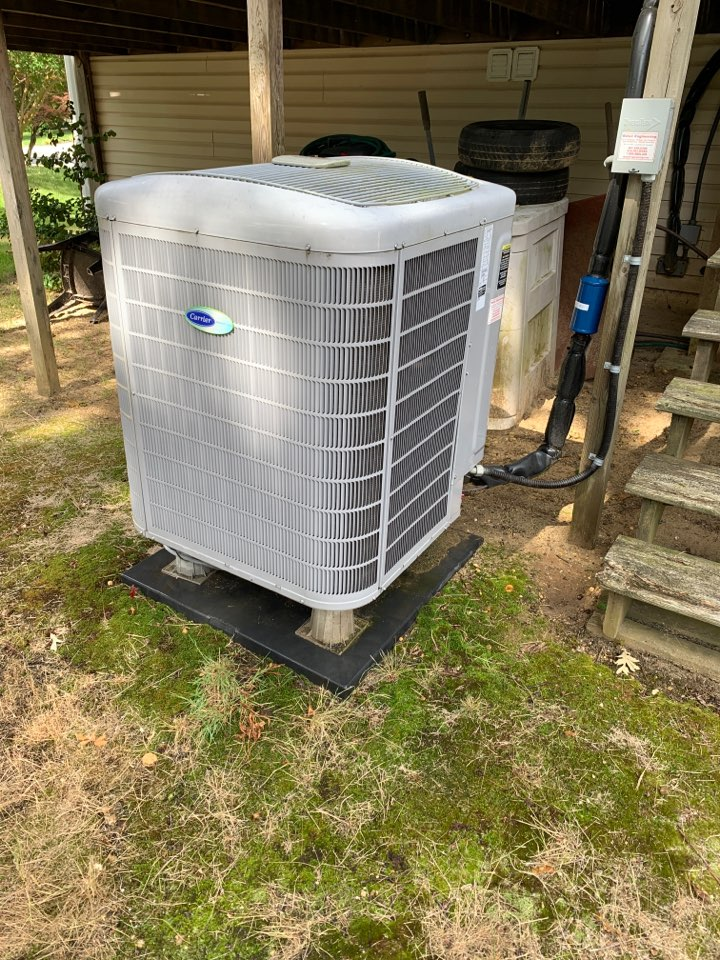 Clinton, MD - Carrier Air Conditioning Service Repair