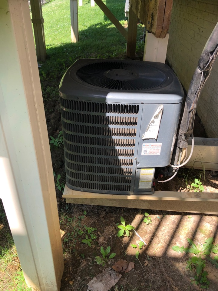 Capitol Heights, MD - Goodman Ac repair services with condensate pump