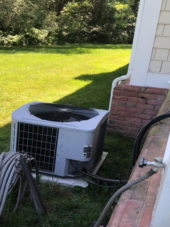 Millersville, MD - Air conditioner repair