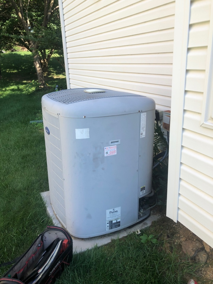 Odenton, MD - Air conditioning service repair