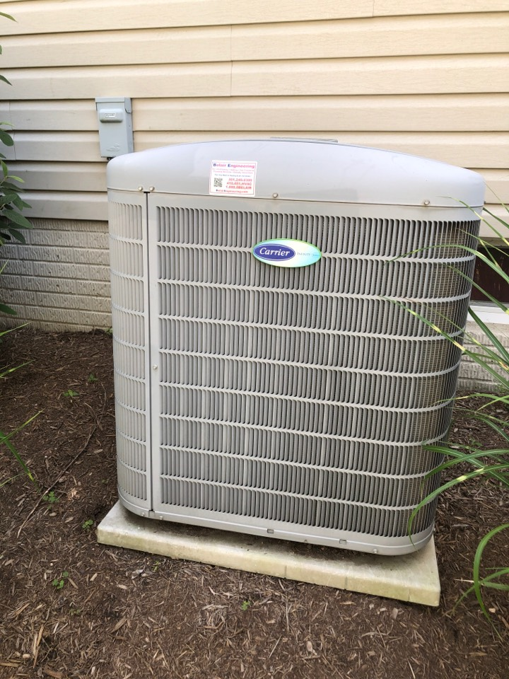 Gambrills, MD - Carrier infinity Ac repair services with Flood protection and wet floor switch
