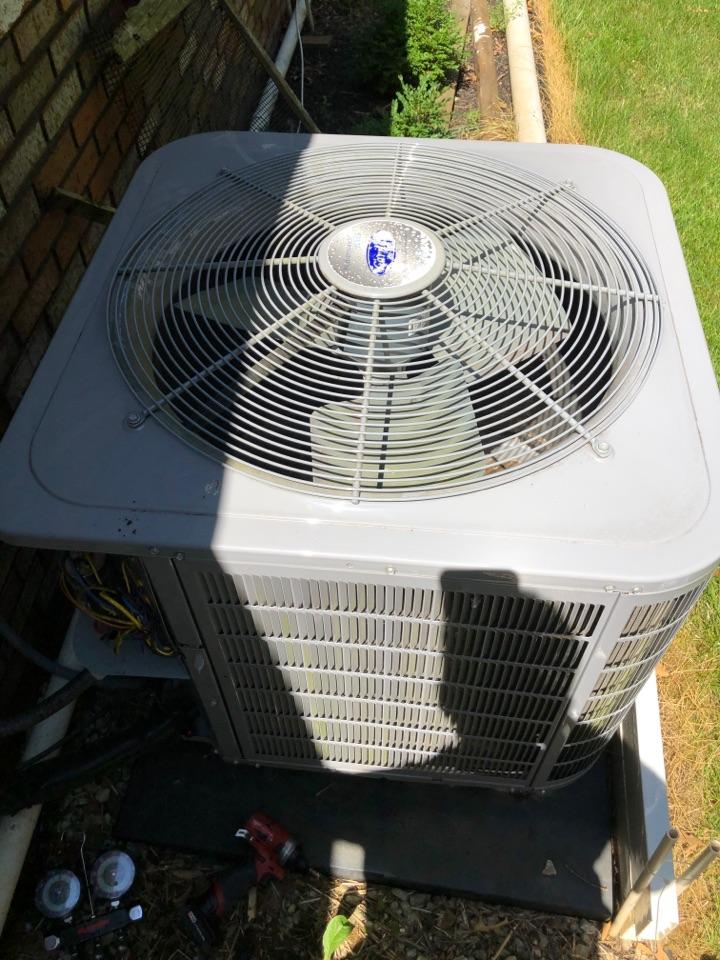 Davidsonville, MD - Air conditioner repair