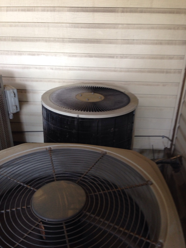 Gambrills, MD - Bryant heat pump ac air conditioning & heating system replacement installation repair service call in Gambrills Maryland