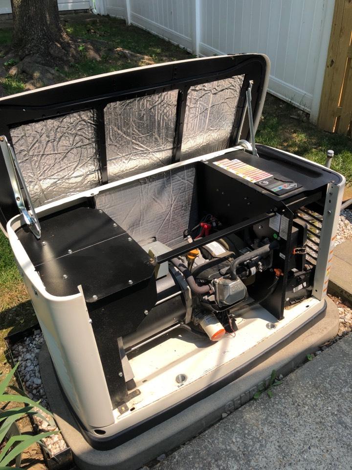 Gambrills, MD - Generator repairs