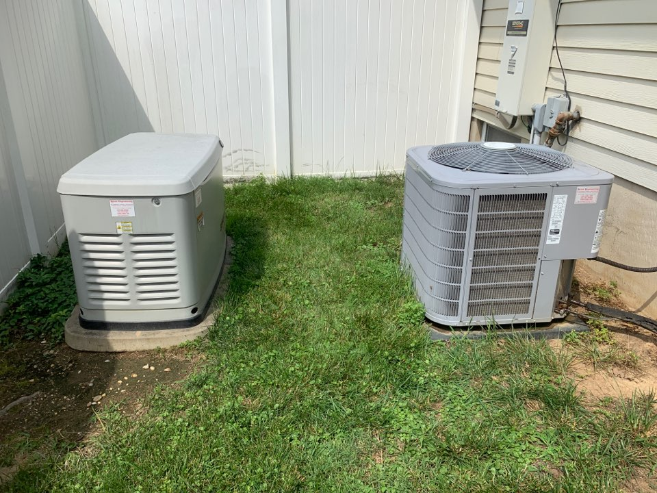 Savage, MD - Air conditioning tune up and generator safety check in Savage, MD