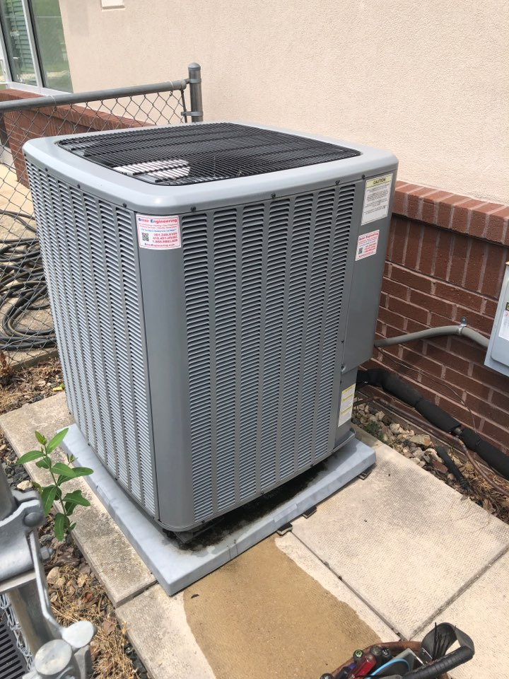 Odenton, MD - Heat pump repairs