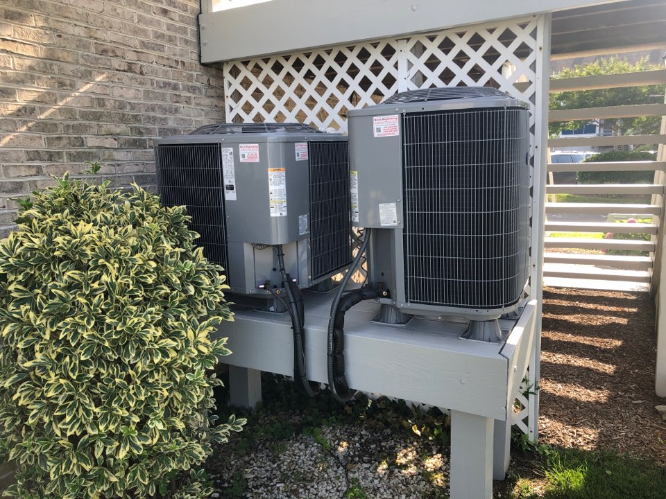Chesapeake Beach, MD - (2) Carrier Ac Maintenance repair services with Flood protection