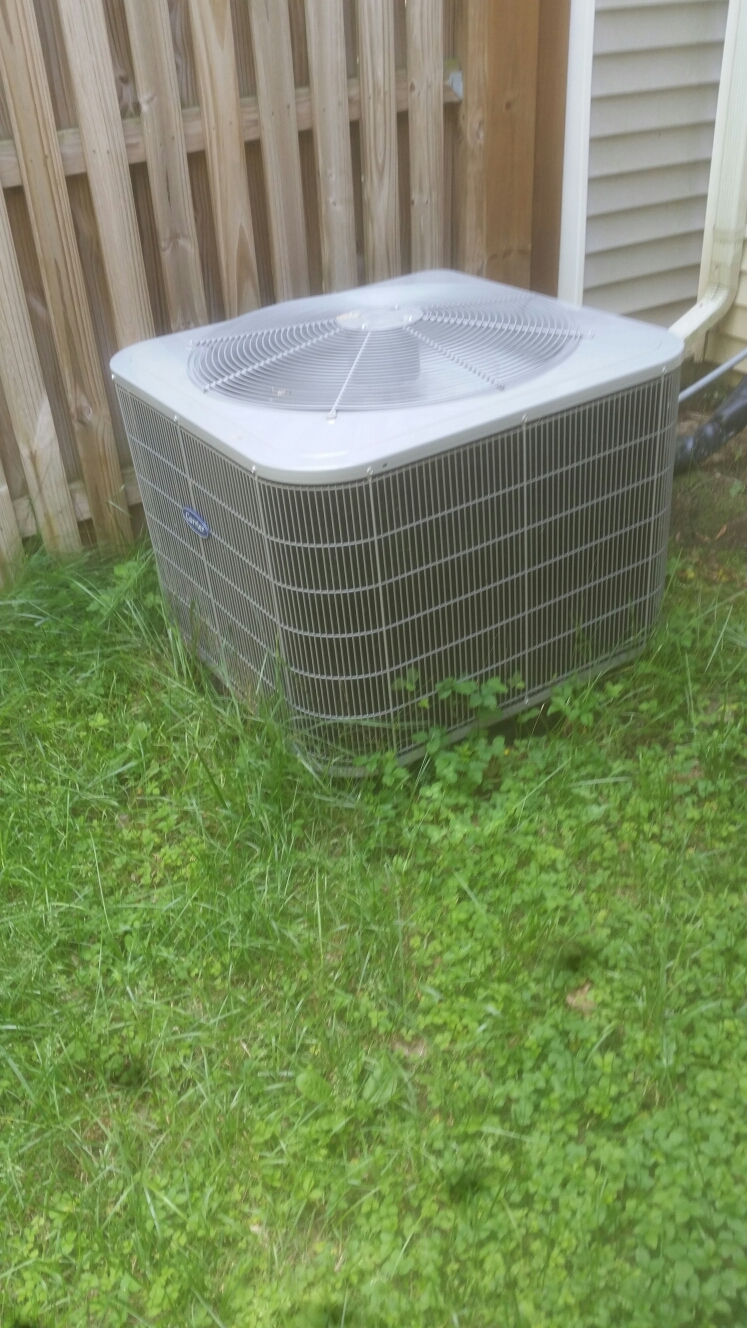 Crofton, MD - AC air conditioning & heating system maintenance repair service call in Crofton Maryland 21114