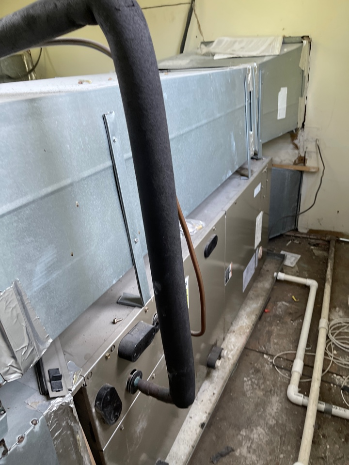 Glenn Dale, MD - Changing air handler with heat pump