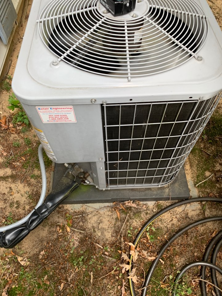 Crofton, MD - Carrier Air Conditioning Service Repair