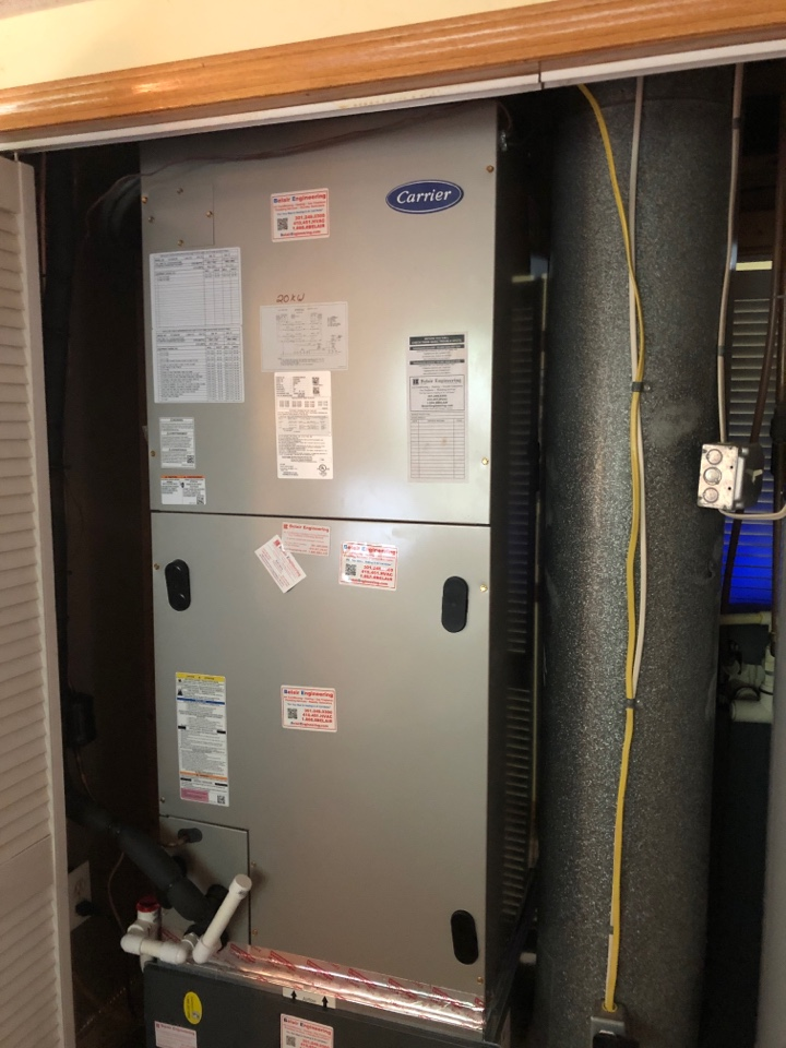 Huntingtown, MD - Air conditioning service repair